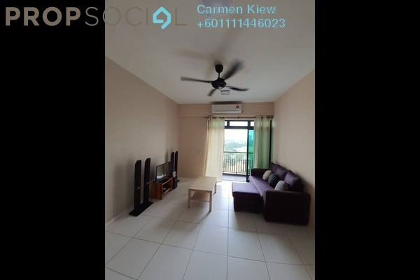 Serviced Residence For Rent in Sky Oasis Residences, Tebrau Freehold Fully Furnished 1R/1B 1.2k