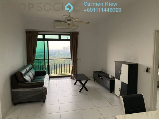 Serviced Residence For Rent in Sky Oasis Residences, Tebrau Freehold Fully Furnished 2R/2B 1.5k