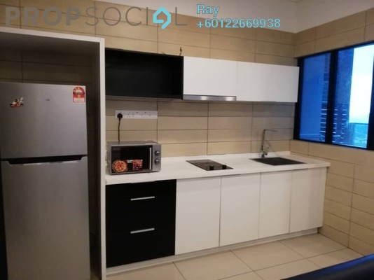 Condominium For Rent in D'Latour, Bandar Sunway Freehold Fully Furnished 2R/2B 1.8k