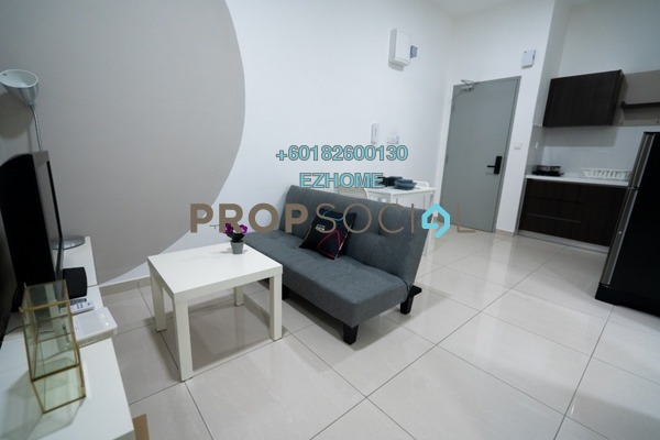 Serviced Residence For Rent in MesaHill, Putra Nilai Freehold Fully Furnished 2R/1B 1k