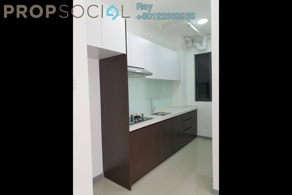Serviced Residence For Sale in United Point Residence, Segambut Freehold Semi Furnished 3R/2B 500k