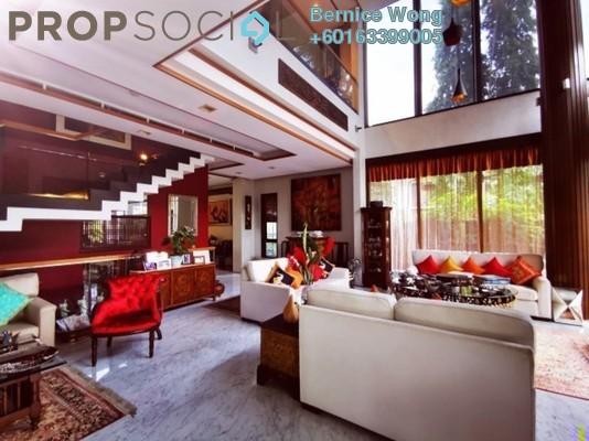 Bungalow For Sale in Damansara Heights, Kuala Lumpur Freehold Semi Furnished 6R/7B 12.5m