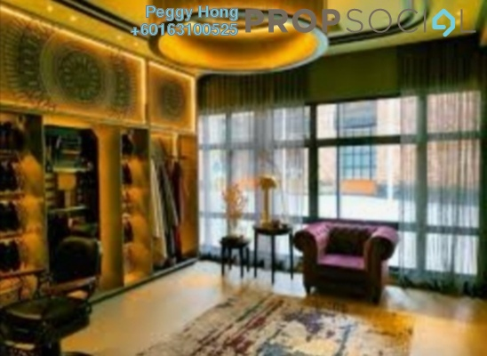 SoHo/Studio For Sale in Empire City, Damansara Perdana Leasehold Semi Furnished 1R/1B 301k