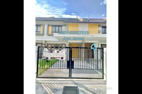 Terrace For Sale in Bandar Mahkota Banting, Banting Freehold Unfurnished 4R/3B 437k