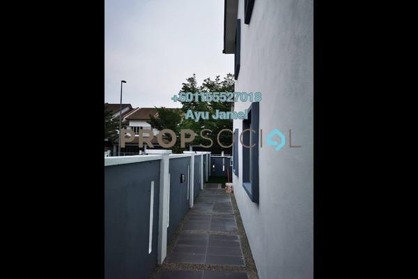 Terrace For Sale in Bandar Nusa Rhu, Shah Alam Leasehold Unfurnished 4R/3B 695k