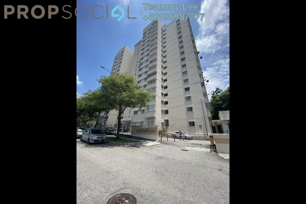 Condominium For Rent in Mandarina Court, Cheras Freehold Unfurnished 3R/2B 850translationmissing:en.pricing.unit