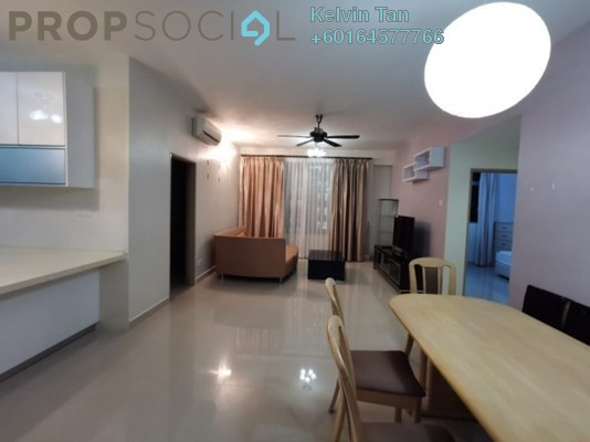 Condominium For Sale in All Seasons Park, Farlim Freehold Fully Furnished 4R/3B 680k