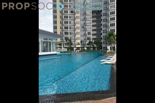 Condominium For Rent in Cerrado, Southville City Freehold Fully Furnished 2R/3B 1.5k