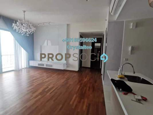 Apartment For Rent in The Tamarind, Seri Tanjung Pinang Freehold Unfurnished 3R/2B 1.95k