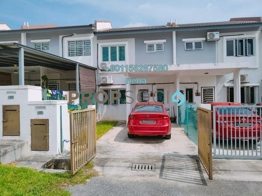 Terrace For Sale in Hibiscus 2, Bandar Seri Coalfields Freehold Unfurnished 3R/2B 365k