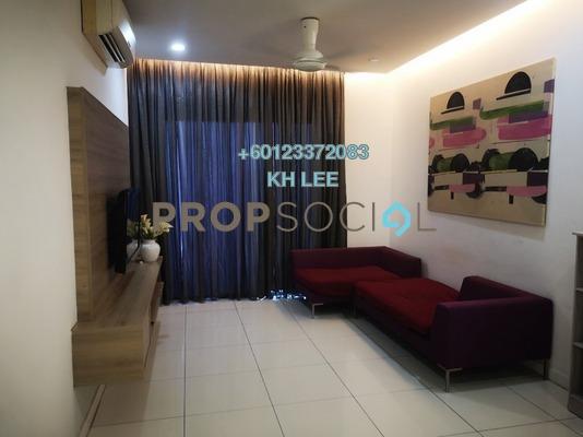 Serviced Residence For Rent in Skypod, Bandar Puchong Jaya Freehold Fully Furnished 3R/3B 2.5k