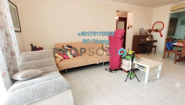 Condominium For Sale in Riana Green, Tropicana Freehold Semi Furnished 3R/2B 630k