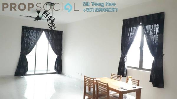 Condominium For Rent in Suria Putra, Bukit Rahman Putra Freehold Semi Furnished 3R/2B 1.3k