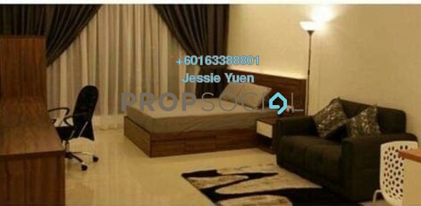 Serviced Residence For Rent in Zeva, Bandar Putra Permai Freehold Fully Furnished 1R/1B 1k
