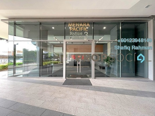 Office For Rent in The Pillars @ KL Eco City, Mid Valley City Freehold Fully Furnished 0R/0B 30k