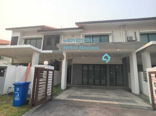 Terrace For Sale in Pentas, Alam Impian Freehold Unfurnished 4R/5B 880k