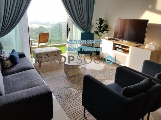 Condominium For Sale in Conezión, IOI Resort City Freehold Semi Furnished 3R/2B 820k