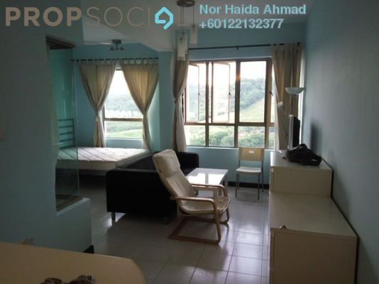 Condominium For Sale in Ritze Perdana 1, Damansara Perdana Freehold Fully Furnished 0R/1B 250k