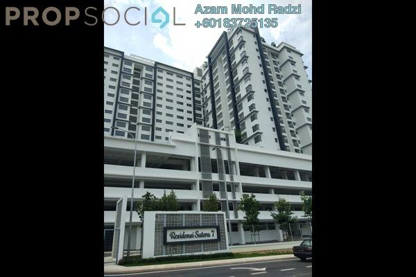 Condominium For Sale in Residensi Sutera 7, Kajang Freehold Semi Furnished 4R/3B 600k