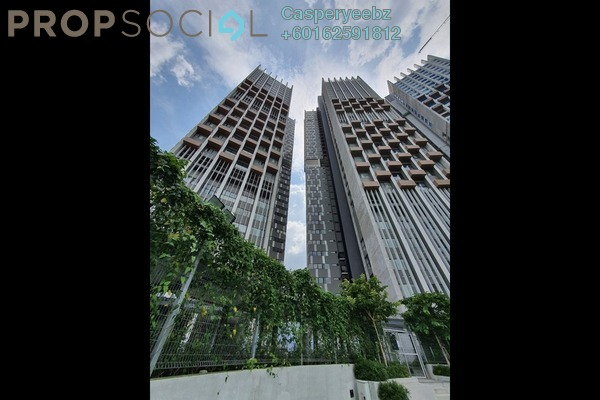 Condominium For Sale in Lumi Tropicana, Tropicana Freehold Semi Furnished 3R/3B 1.28m