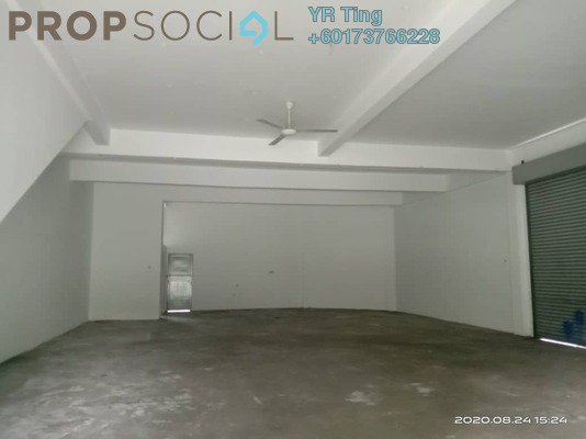 Shop For Rent in Taman Melaka Perdana, Alor Gajah Freehold Unfurnished 0R/0B 2k