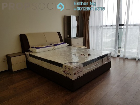 Condominium For Rent in The Fennel, Sentul Freehold Fully Furnished 3R/3B 2.3k