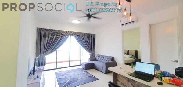 Condominium For Rent in The Parque Residences @ Eco Sanctuary, Telok Panglima Garang Freehold Fully Furnished 2R/2B 2k