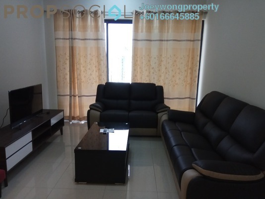 Condominium For Rent in The Rainz, Bukit Jalil Freehold Fully Furnished 4R/3B 3.5k
