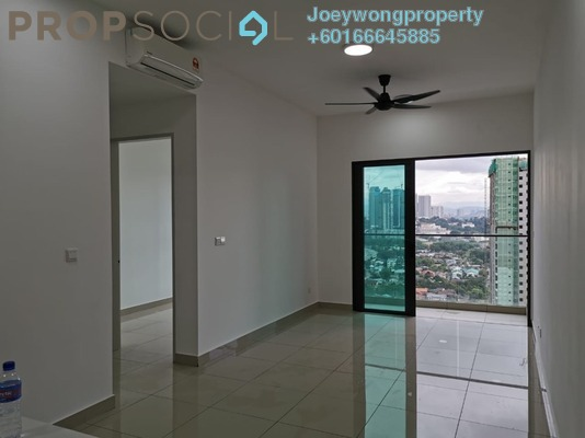 Condominium For Rent in CitiZen 2, Old Klang Road Freehold Semi Furnished 2R/2B 1.55k