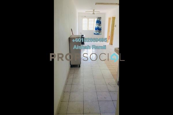 Apartment For Sale in Flora Damansara, Damansara Perdana Freehold Semi Furnished 3R/2B 200k