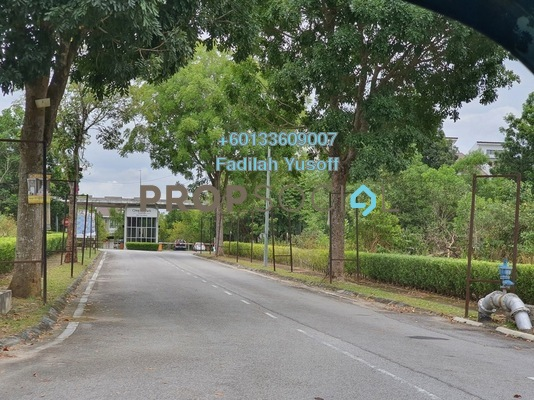 Land For Sale in Seksyen 9, Bandar Bukit Mahkota Freehold Unfurnished 0R/0B 484k