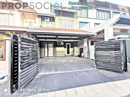 Terrace For Sale in Jalan Makyong, Bandar Bukit Raja Freehold Unfurnished 4R/3B 620k