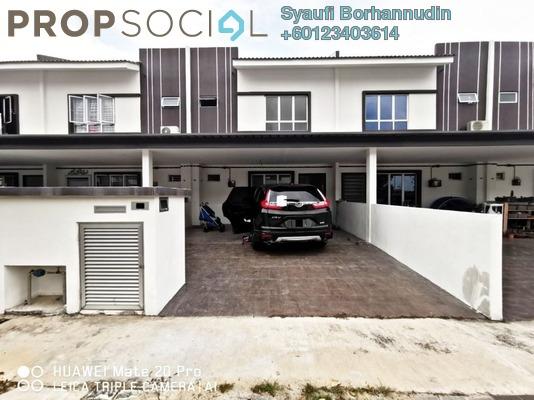 Terrace For Sale in Irama Perdana, Alam Perdana Leasehold Unfurnished 4R/3B 445k