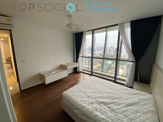 Condominium For Rent in The Fennel, Sentul Freehold Fully Furnished 2R/2B 2.2k
