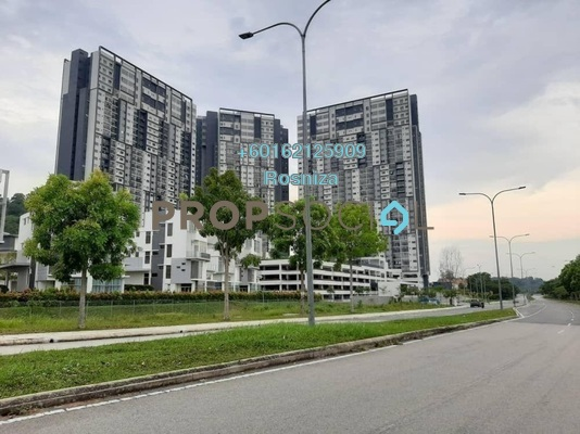 Condominium For Sale in Green Beverly Hills, Putra Nilai Freehold Unfurnished 3R/2B 385k