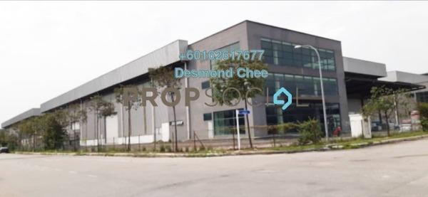 Factory For Rent in Perdana Industrial Park, Port Klang Freehold Unfurnished 0R/0B 90.8k