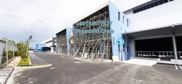 Factory For Rent in Perdana Industrial Park, Port Klang Freehold Unfurnished 0R/0B 487k