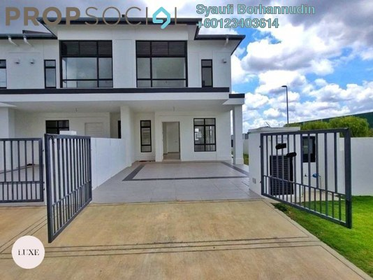Terrace For Sale in Graham Garden, Eco Grandeur Leasehold Unfurnished 4R/3B 700k