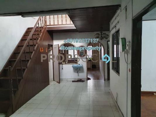 Terrace For Sale in Taman Bangsar, Bangsar Freehold Unfurnished 4R/2B 1.3m