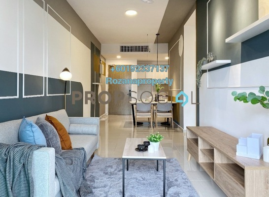 Condominium For Sale in Menara Legasi, Kampung Baru Freehold Fully Furnished 3R/2B 850k