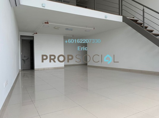 Condominium For Rent in Pinnacle, Petaling Jaya Freehold Unfurnished 1R/2B 2.1k