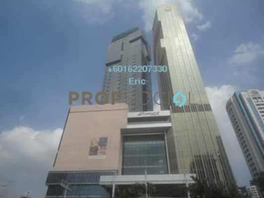 Office For Rent in Pinnacle, Petaling Jaya Freehold Unfurnished 1R/2B 2.1k