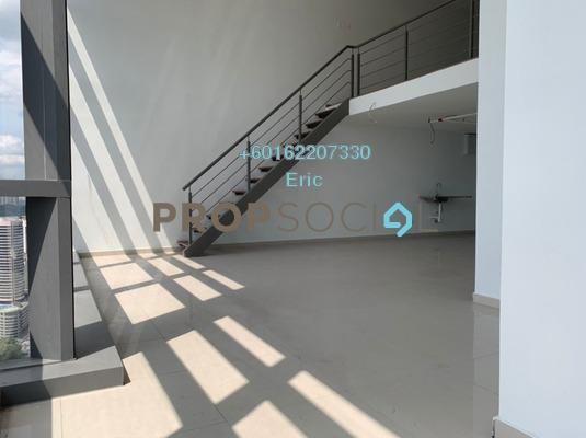 Condominium For Rent in Pinnacle, Petaling Jaya Freehold Unfurnished 1R/2B 1.7k