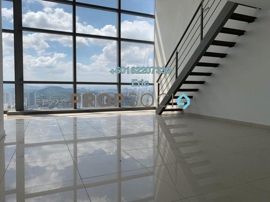 Duplex For Rent in Pinnacle, Petaling Jaya Freehold Unfurnished 1R/2B 1.7k