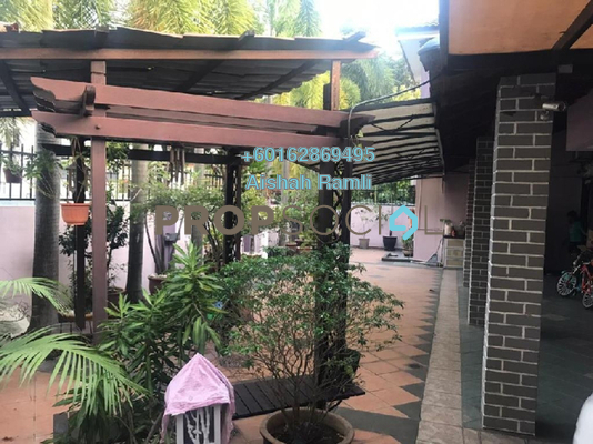 Terrace For Sale in BP14, Bandar Bukit Puchong Freehold Fully Furnished 4R/3B 850k