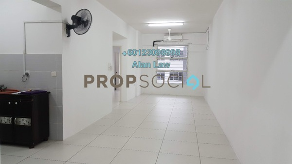 Apartment For Sale in Calisa Residences, Puchong Leasehold Unfurnished 3R/2B 250k