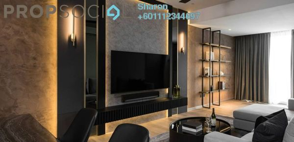 Condominium For Sale in Mutiara Puchong, Puchong Freehold Semi Furnished 3R/3B 480k