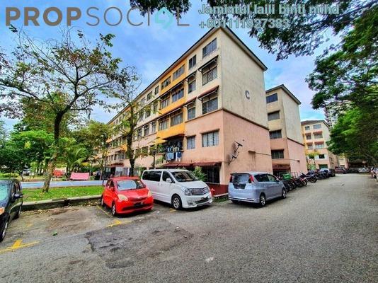 Apartment For Sale in Prima Damansara, Damansara Damai Freehold Semi Furnished 3R/2B 170k