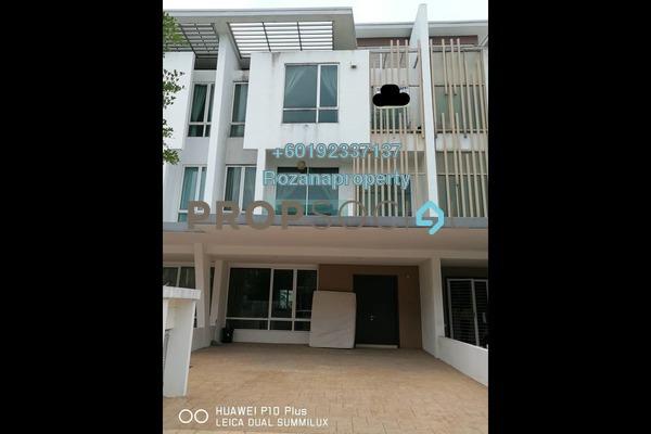 Terrace For Sale in Cassia Garden Residence, Cyberjaya Freehold Unfurnished 7R/6B 1.2m