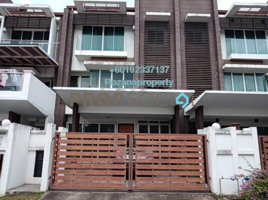 Terrace For Sale in USJ Heights, UEP Subang Jaya Freehold Semi Furnished 6R/6B 1.3m